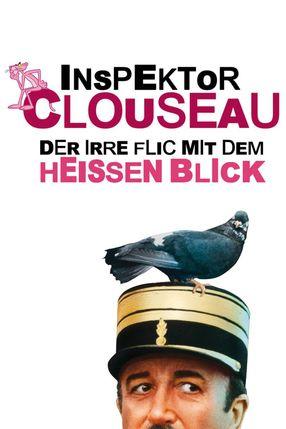 Poster: Inspector Clouseau - Der irre Flic mit dem heißen Blick