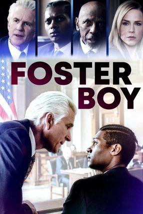 Poster: Foster Boy - Allein unter Wölfen