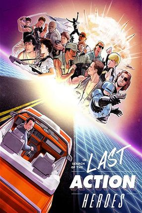 Poster: In Search of the Last Action Heroes