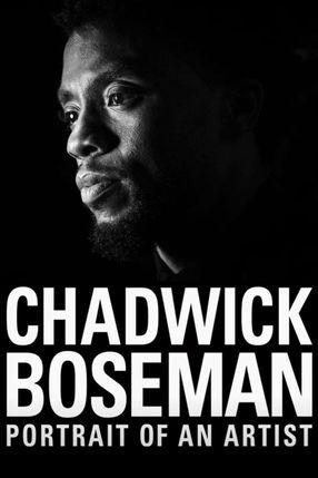 Poster: Chadwick Boseman: Portrait of an Artist