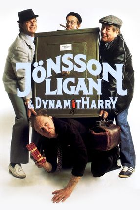 Poster: The Jönsson Gang & Dynamite Harry