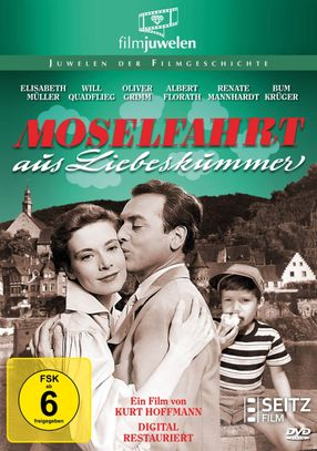 Poster: Moselfahrt aus Liebeskummer