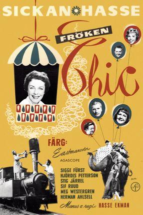 Poster: Fröken Chic