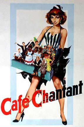Poster: Café chantant