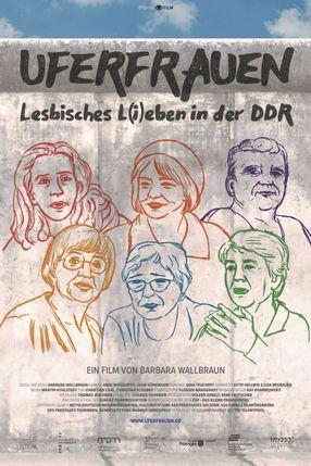 Poster: Uferfrauen - Lesbisches L(i)eben in der DDR