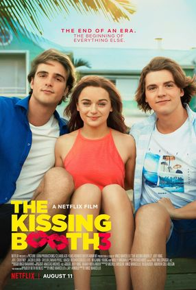 Poster: The Kissing Booth 3