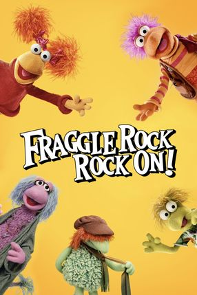 Poster: Fraggle Rock: Rock On!