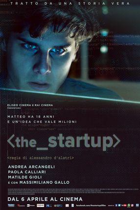 Poster: The Startup: Accendi il tuo futuro