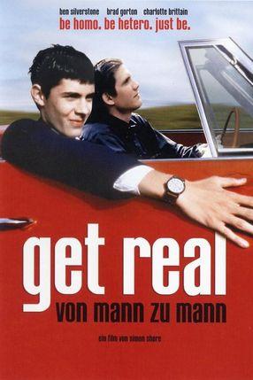 Poster: Get Real - Von Mann zu Mann