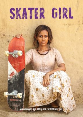 Poster: Skater Girl