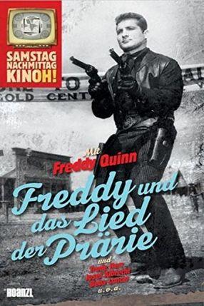 Poster: Freddy und das Lied der Prärie