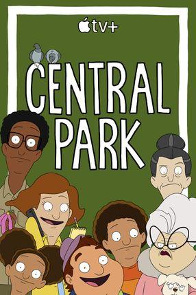 Poster: Central Park
