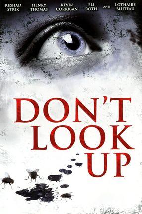 Poster: Don't look up - Das Böse kommt von oben