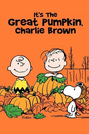 Poster: Die Peanuts - Der große Kürbis