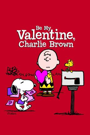 Poster: Be My Valentine, Charlie Brown