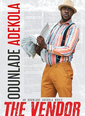 Poster: The Vendor