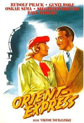 Poster: Orient-Express