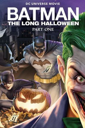 Poster: Batman: The Long Halloween, Part One