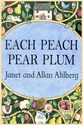 Poster: Each Peach Pear Plum