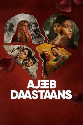 Poster: Ajeeb Dastaans – Seltsame Geschichten