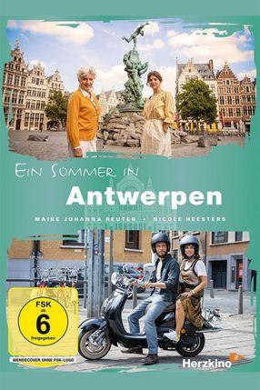 Poster: Ein Sommer in Antwerpen