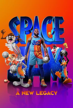 Poster: Space Jam 2: A New Legacy