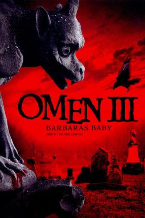 Poster: Das Omen III - Barbara's Baby