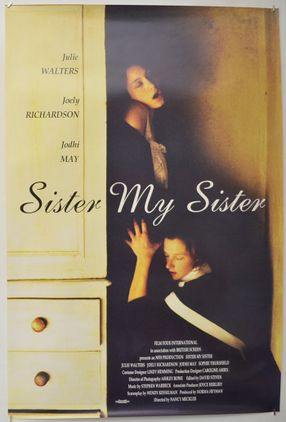 Poster: Sister My Sister