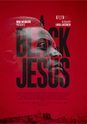 Poster: A Black Jesus