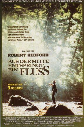 Poster: Aus der Mitte entspringt ein Fluss