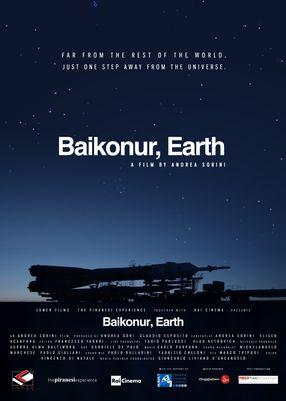 Poster: Baikonur - Russlands Tor ins All