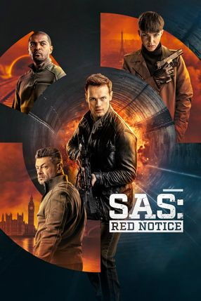 Poster: SAS: Red Notice