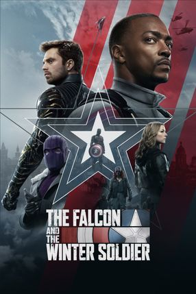 Poster: The Falcon and the Winter Soldier