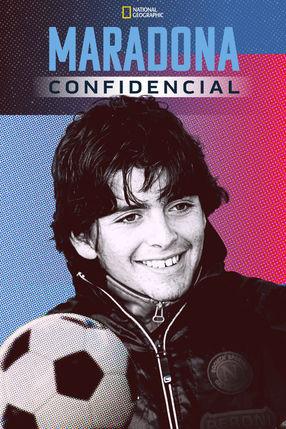 Poster: Maradona Confidencial