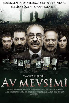 Poster: Av mevsimi - Zeit der Jagd