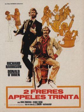 Poster: Ein Halleluja für zwei linke Brüder