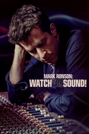 Poster: Mark Ronson: Watch the Sound!