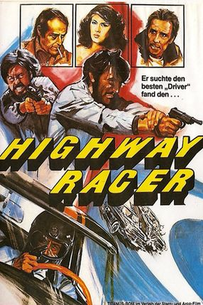 Poster: Highway Racer