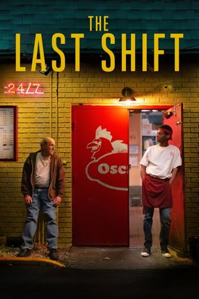 Poster: The Last Shift