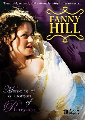 Poster: Fanny Hill