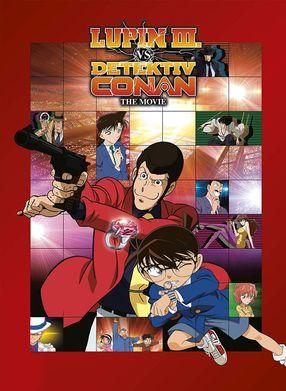 Poster: Lupin III. vs. Detektiv Conan: The Movie