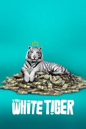 Poster: Der weiße Tiger