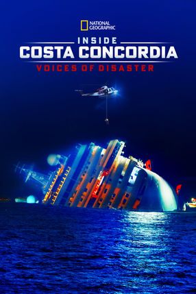 Poster: Inside Costa Concordia: Voices of Disaster