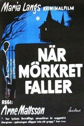 Poster: När mörkret faller