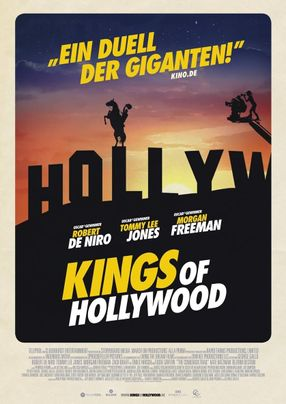 Poster: Kings Of Hollywood