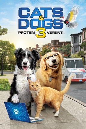 Poster: Cats & Dogs 3 - Pfoten vereint!