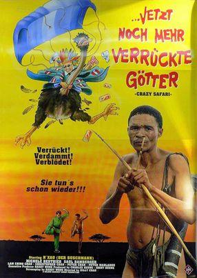 Poster: Jetzt noch mehr verrückte Götter