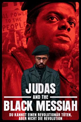 Poster: Judas and the Black Messiah