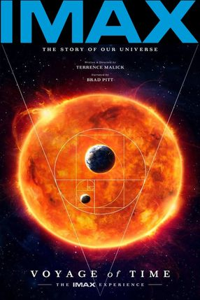 Poster: Voyage of Time: The IMAX Experience