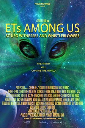Poster: ETs Among Us: UFO Witnesses and Whistleblowers